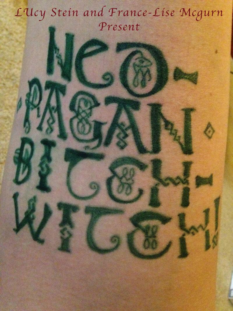 Neo-Pagan-Bitch-Witch!